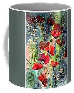 Floral Abracadabra Coffee Mug