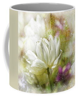 Floral Dust Coffee Mug