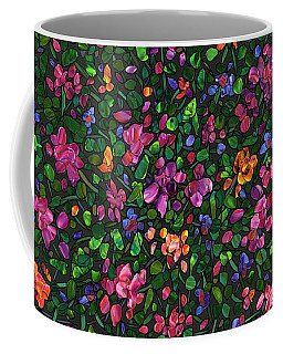Floral Interpretation - Weedflowers Coffee Mug