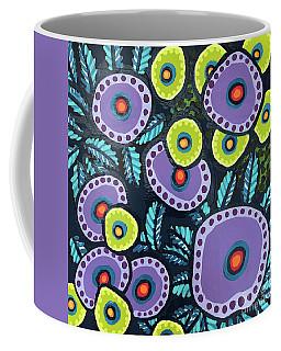 Floral Whimsy 12 Coffee Mug
