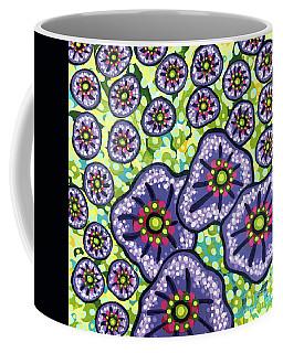 Floral Whimsy 4 Coffee Mug