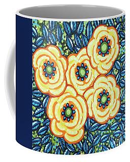 Floral Whimsy 7 Coffee Mug