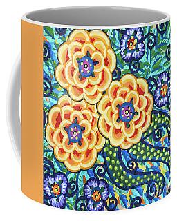 Floral Whimsy 9 Coffee Mug