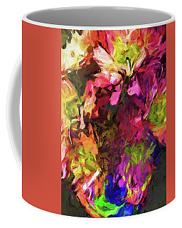 Flower Colour Love 1 Coffee Mug