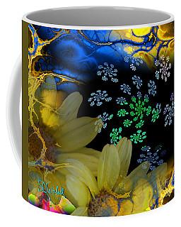 Flower Power In The Modern Age Coffee Mug