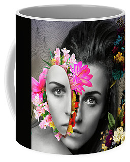 Flower Power Part One  Coffee Mug