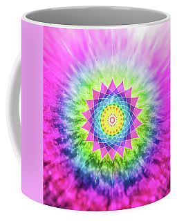 Flowering Mandala Coffee Mug