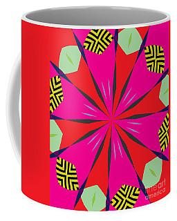 Flowers Number One Coffee Mug