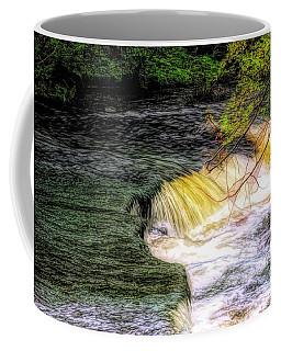 Flowing Water. Coffee Mug