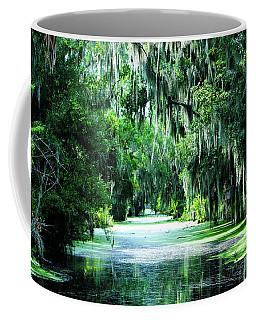 Flush With Green Coffee Mug