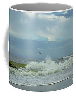 Fly Above The Surf Coffee Mug
