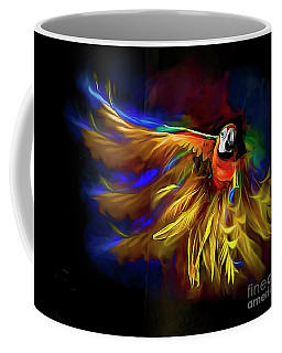 Flying Colors Coffee Mug