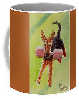 Flying Dale Coffee Mug