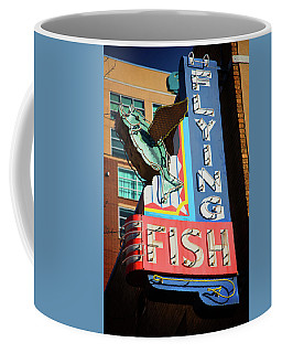 Flying Fish Coffee Mug