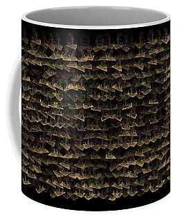 Flying Islands Coffee Mug