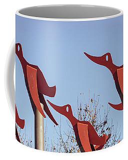 Flying To Nowhere Coffee Mug