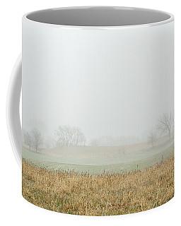 Foggy Country Morning Coffee Mug
