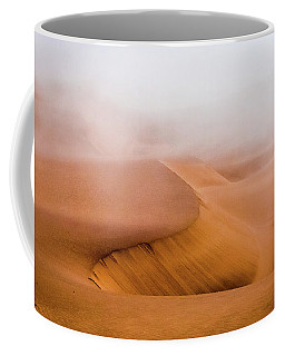 Foggy Namib Desert Coffee Mug