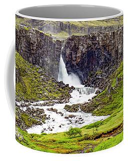 Folaldafoss Coffee Mug