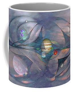Folding Space Coffee Mug
