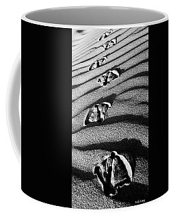 Coffee Mug featuring the photograph Follow Me by Mike Long