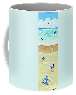 Follow The Butterflies Coffee Mug