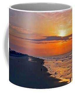 Folly Beach Sunrise Coffee Mug