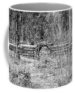 Footbridge To Nowhere Coffee Mug