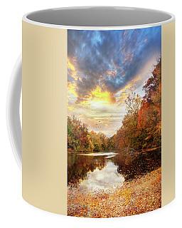 For The Love Of Autumn Coffee Mug
