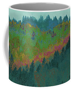 Forest And Valley Coffee Mug