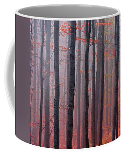 Forest Barcode Coffee Mug
