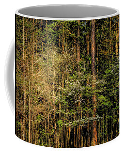 Forest Dogwood Coffee Mug