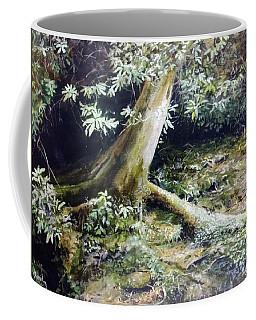 Forest Edge Coffee Mug