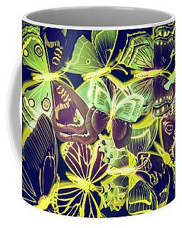 Forest Flutters Coffee Mug