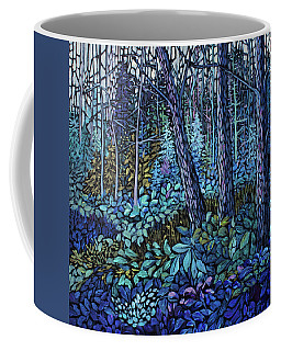 Forest In Colour Series 4 Coffee Mug