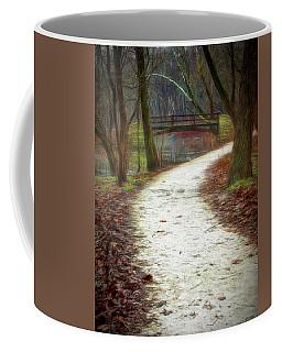 Forest Path Coffee Mug