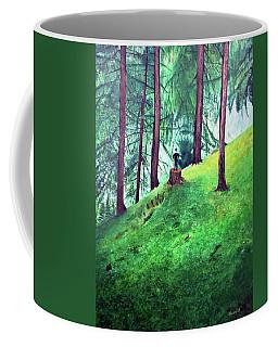 Forest Through The Trees Coffee Mug