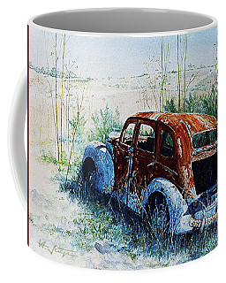 Forgotten. . .  Coffee Mug