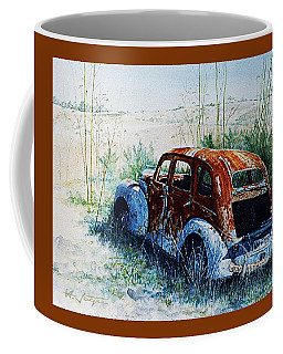 Forgotten. . .  Coffee Mug