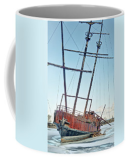 Forgotten Landmark Coffee Mug