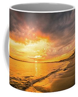 Fort Foster Sunset Watchers Club Coffee Mug