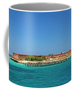 Fort Jefferson, Dry Tortugas National Park Coffee Mug