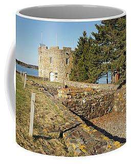 Fort William Henry - New Harbor, Maine Coffee Mug