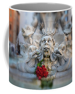 Fountain Of The Pantheon Coffee Mug