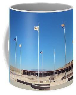 Four Corners Monument Coffee Mug