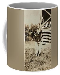 Four Young Men  Ca  1920 Gelatin Silver Print Coffee Mug