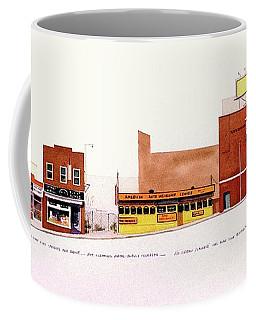 Fourth Street Coffee Mug