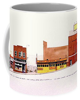 Fourth Street Coffee Mug