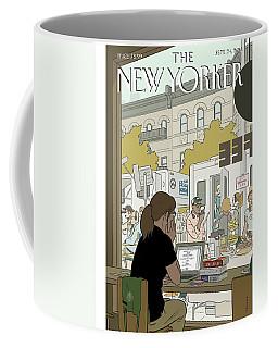 Fourth Wall Coffee Mug