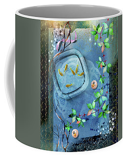 Fragility Of Life Coffee Mug